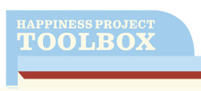 the happiness project toolbox