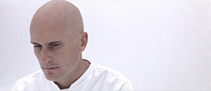 Robert Duvall in THX 1138