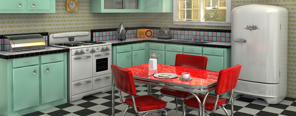 10 Retro Kitchen Accessories You Need Right Now