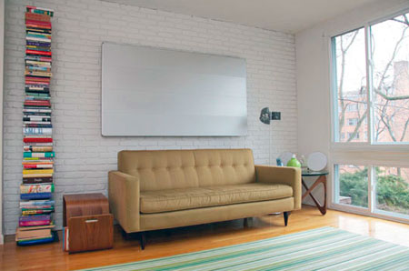 Pleasing Space Saving Solutions For Small Homes Unclutterer Largest Home Design Picture Inspirations Pitcheantrous