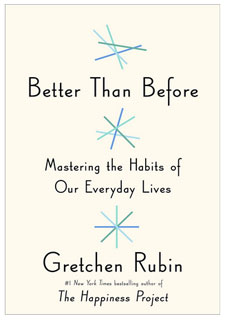 Book review: Better Than Before