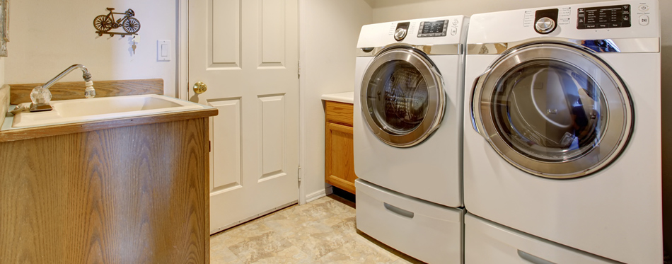 5 Tips For Decorating Small Laundry Rooms