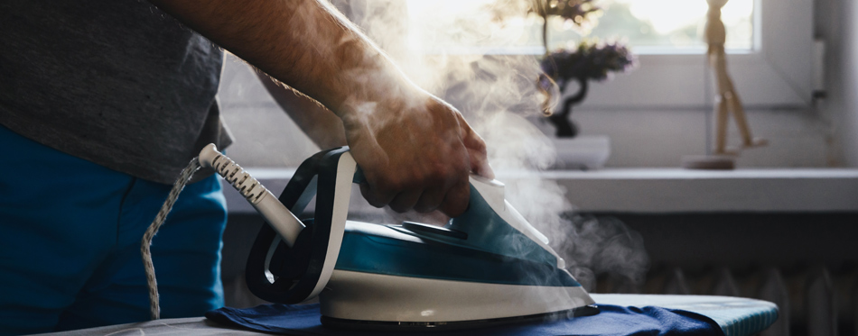 How To Properly Use A Steam Iron