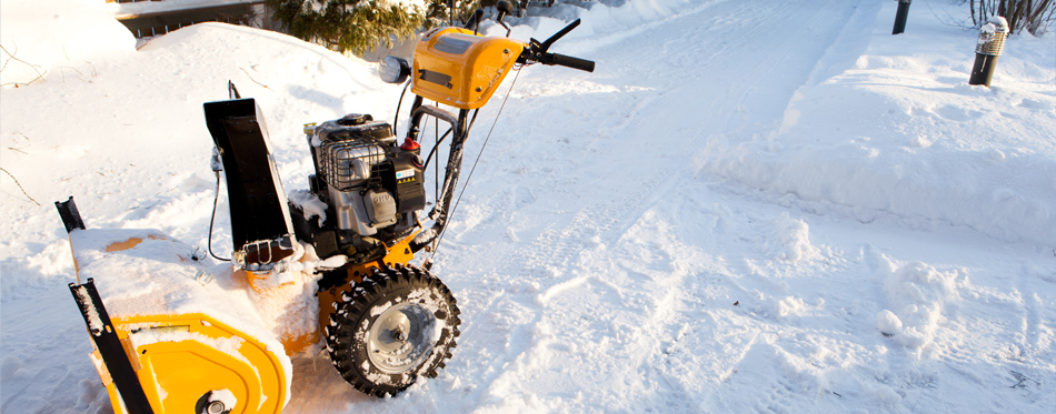 How To Safely Operate A Snow Blower