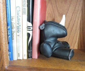 Choosing your organizing products unclutterer - Sturdy bookends ...