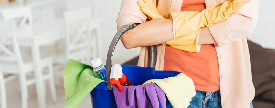 Organizing Your Yearly Spring Clean