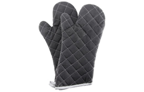 ARCLIBER-Heat-Resistant-Quilted-Cotton-Oven-Gloves-image