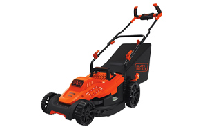 BLACK+DECKER-Electric-Lawn-Mower-image