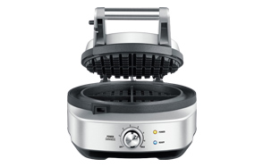Breville-Round-Stainless-Steel-Waffle-Maker-image