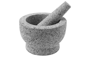 ChefSofi-Granite-Mortar-and-Pestle-Set-image