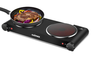 Cusimax-Portable-Double-Burner-Electric-Stove-image