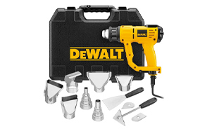DEWALT-Heat-Gun-with-LCD-Display-&-Hard-Case-image