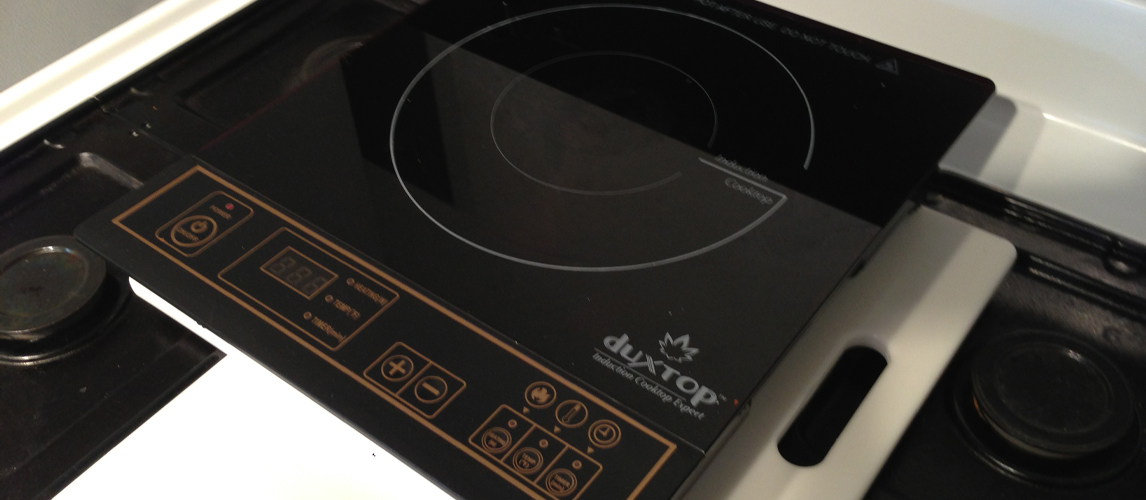 duxtop induction cooker