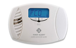 First-Alert-CO615-Carbon-Monoxide-Detector-Alarm-image
