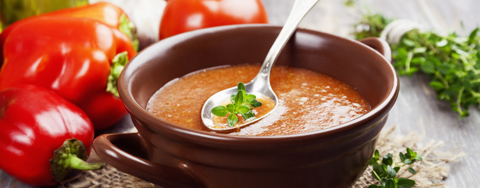 gazpacho from blender