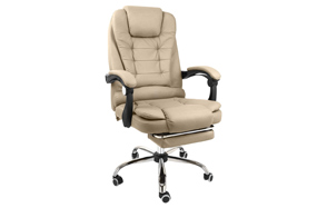 Halter-Reclining-Leather-Office-Chair-image