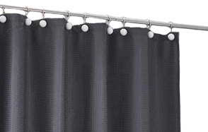 Hanhao-Dobby-Texture-Shower-Curtain-image