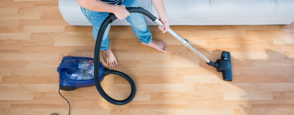 home cleaning routine