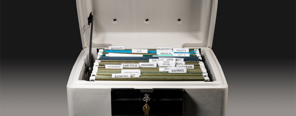 How To Organize Important Paperwork