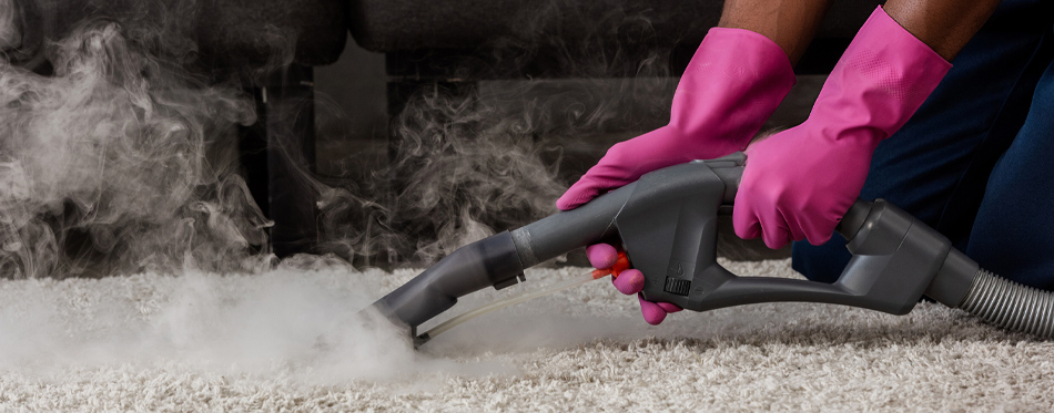 how to use steam cleaner