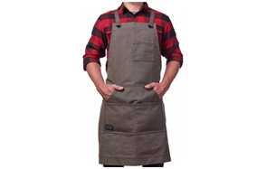 Hudson-Durable-Goods---Waxed-Canvas-Work-Apron-image