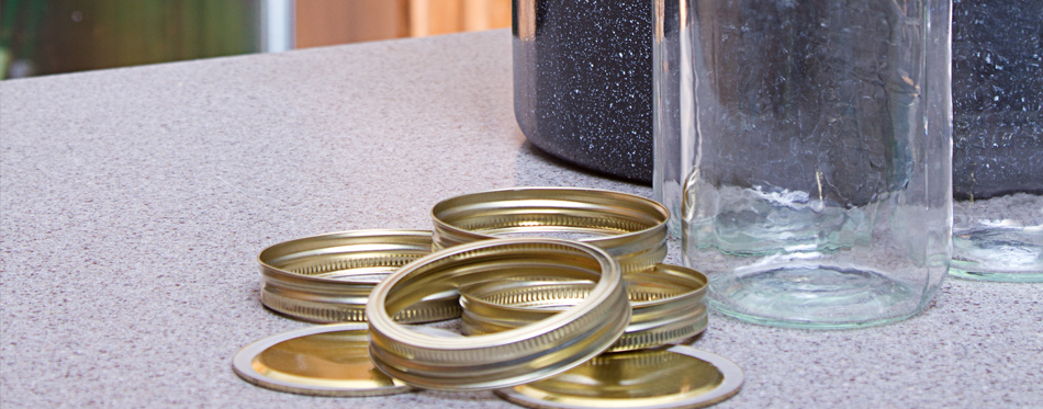 jars for food canning