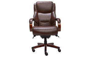 La-Z-Boy-Delano-Big-&-Tall-Executive-Leather-Office-Chair-image