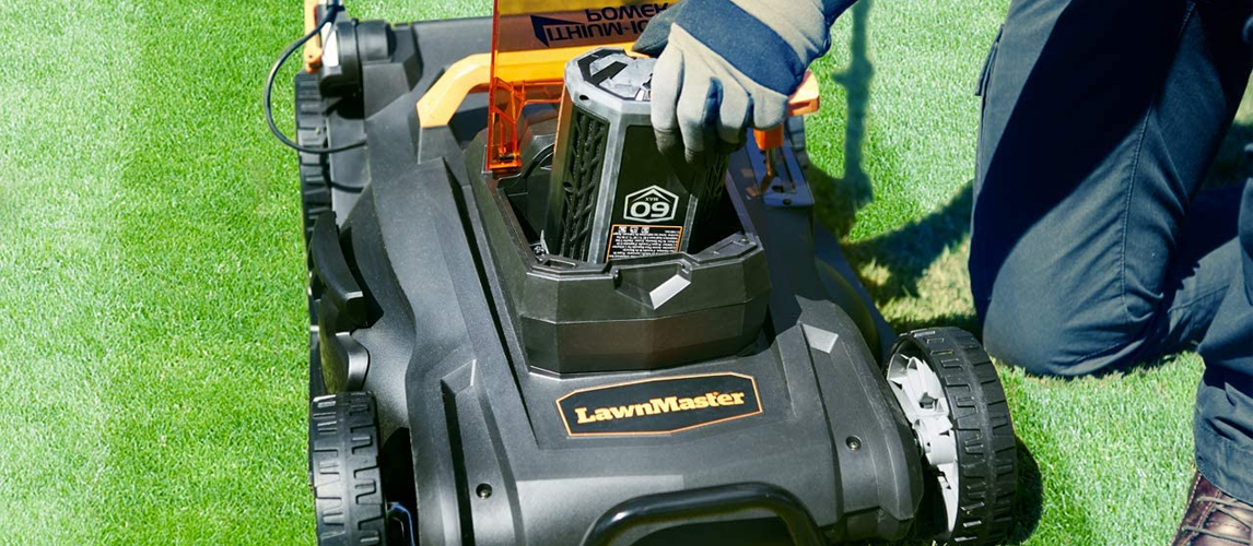 lawn mower battery