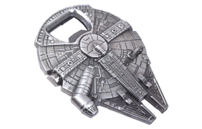 Millenium-Falcon-Keychain-and-Bottle-Opener-image