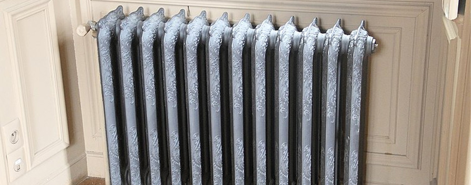 radiator for cold days