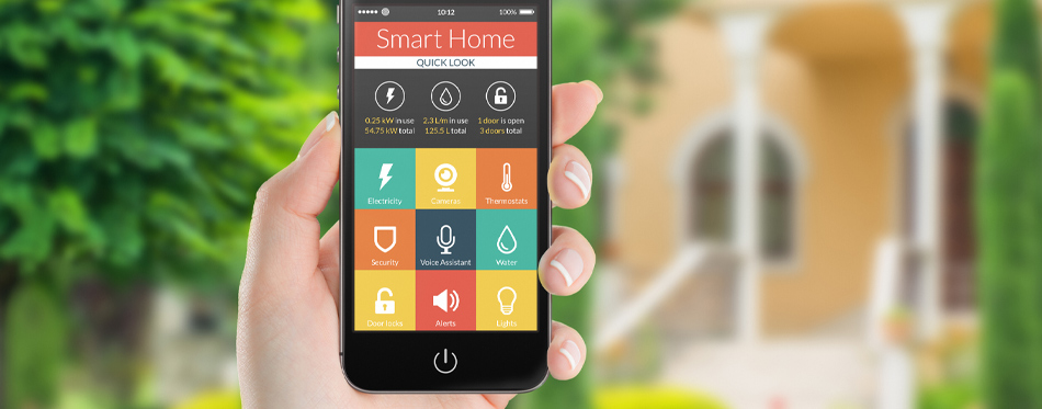 remote control home devices