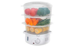 Rosewill-BPA-Free-3-Tier-Electric-Food-Steamer-image
