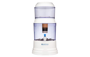 Santevia-Gravity-Water-System---Countertop-Water-Filter-image