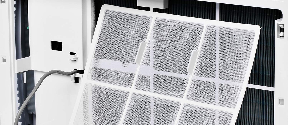small window air conditioner filter