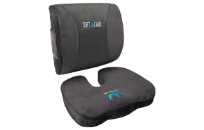 SOFTaCARE-Coccyx-and-Lumbar-Support-Chair-Cushions-image