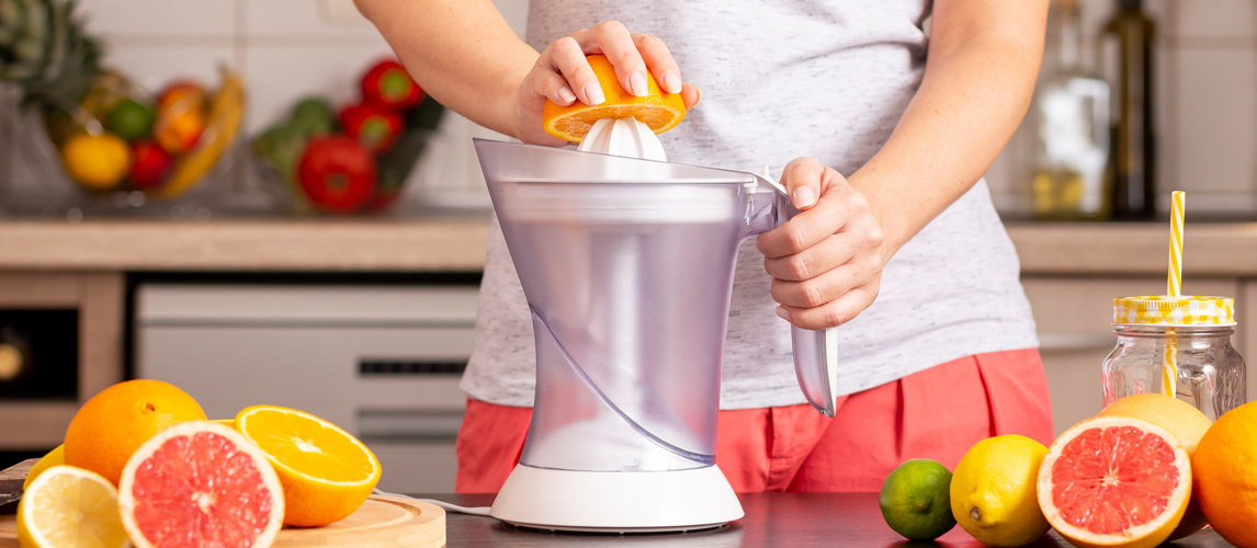 the best citrus juicer