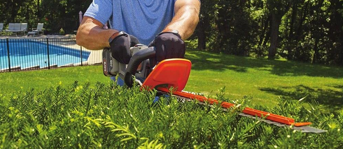 the best hedge trimmer