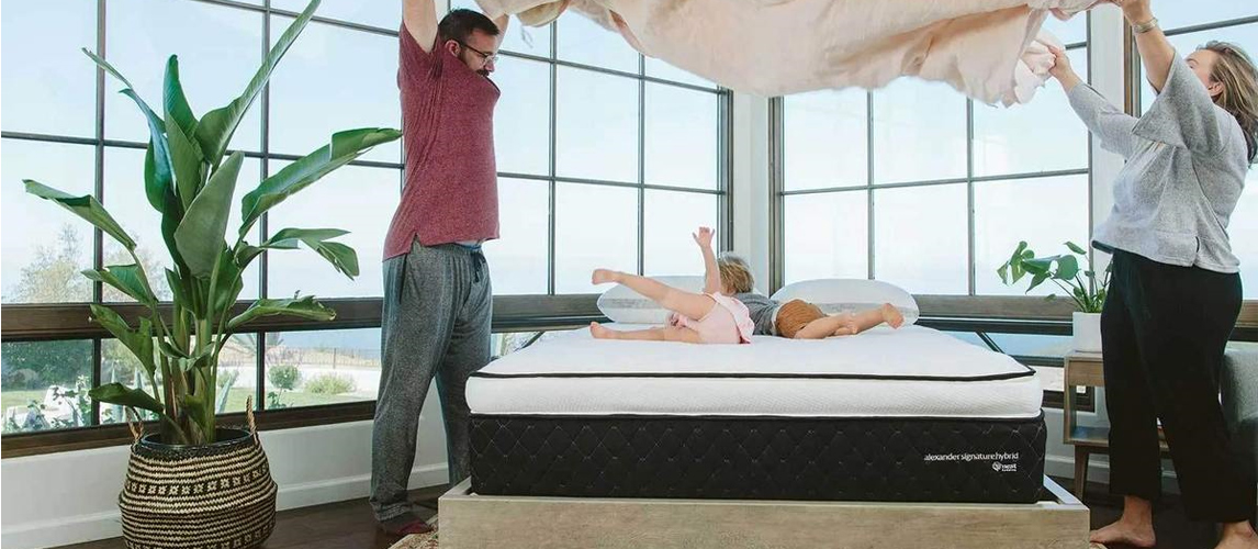 the best hybrid mattress