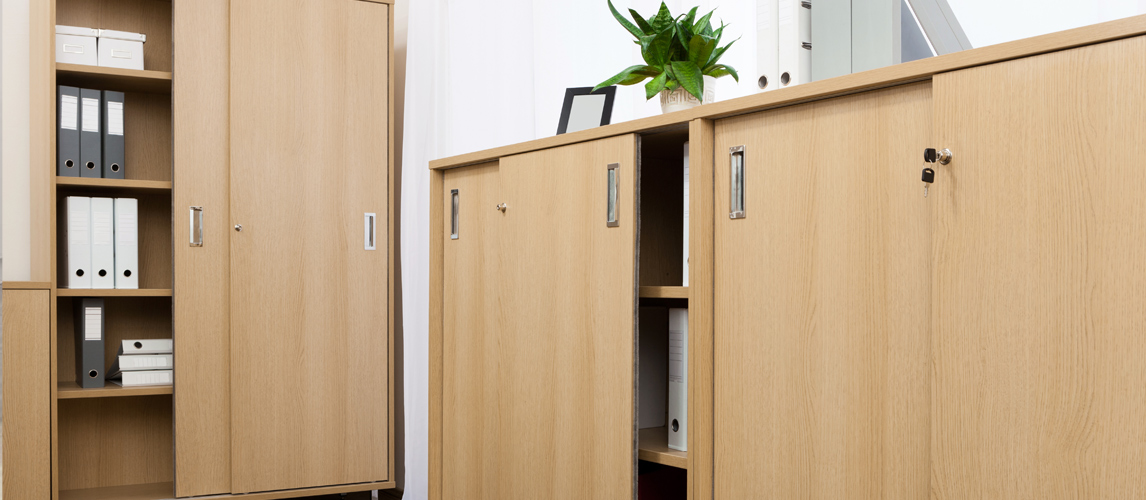 the best office storage cabinet