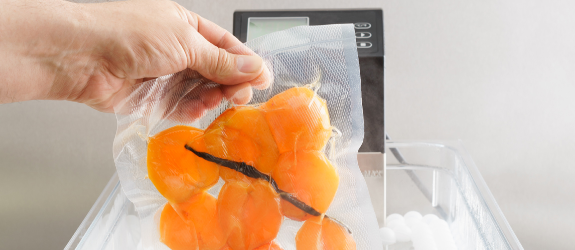 the best sous vide container