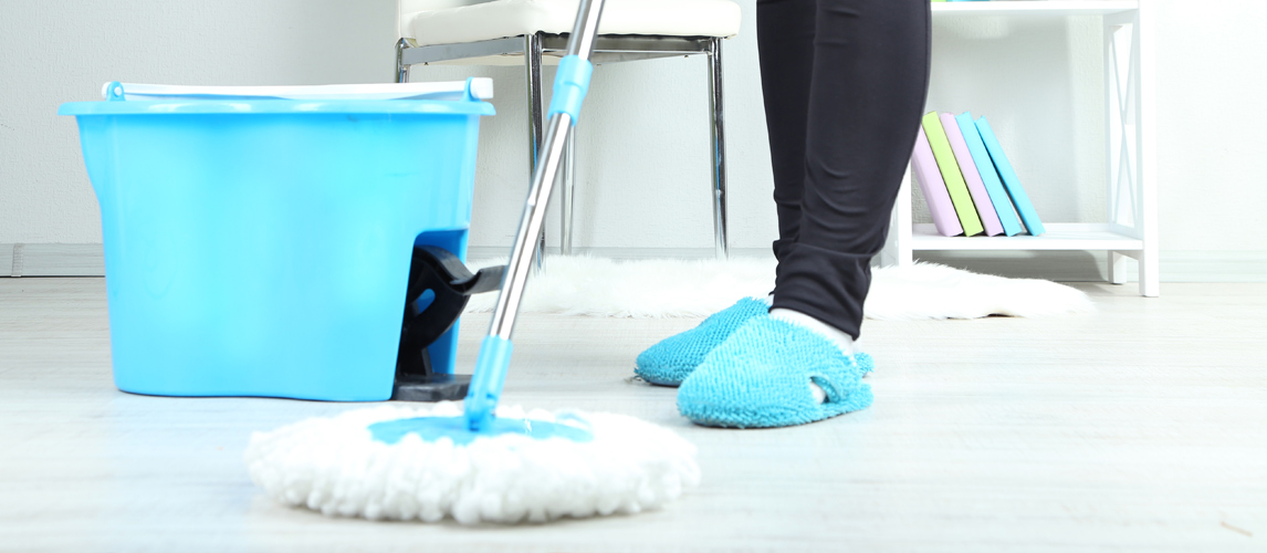 the best spin mop