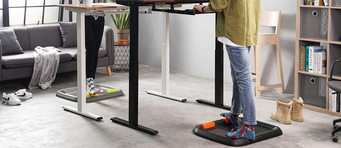the best standing desk mat