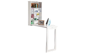 TILEMALL-Fold-Out-Wall-Mounted-Floating-Desk-image