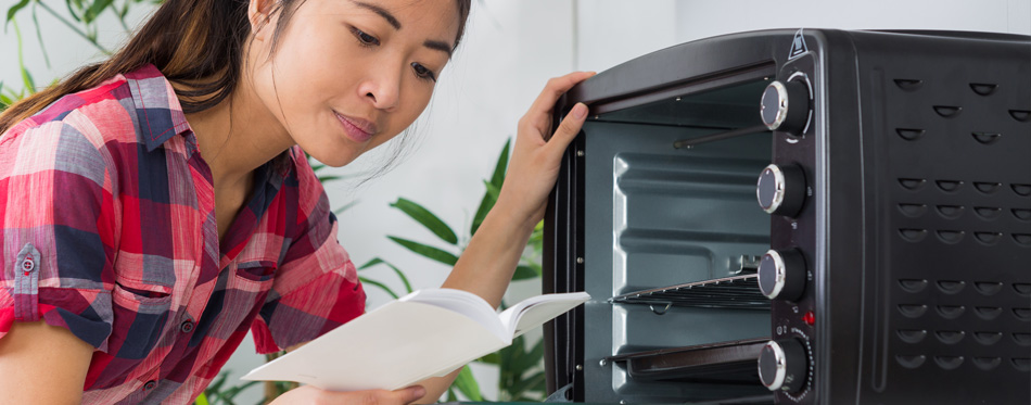 safe use of toaster oven