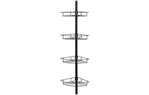 Zenna-Home-Bronze-Shower-Tension-Pole-Caddy-image